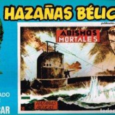 Cómics: HAZAÑAS BÉLICAS, EDITORIAL URSUS. Nº113 . 1973 VOL.XIII BOIXCAR. Lote 119122715