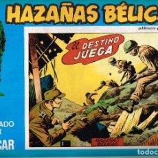 Cómics: HAZAÑAS BÉLICAS, EDITORIAL URSUS. Nº120 . 1973 VOL.XX BOIXCAR. Lote 119132255