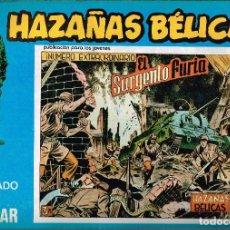 Cómics: HAZAÑAS BÉLICAS, EDITORIAL URSUS. Nº125 . 1973 VOL.XXV BOIXCAR. Lote 119132883