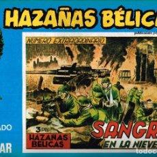 Cómics: HAZAÑAS BÉLICAS, EDITORIAL URSUS. Nº126 . 1973 VOL.XXVI BOIXCAR. Lote 119133003