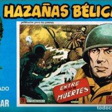 Cómics: HAZAÑAS BÉLICAS, EDITORIAL URSUS. Nº127 . 1973 VOL.XXVII BOIXCAR. Lote 119133139
