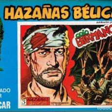 Cómics: HAZAÑAS BÉLICAS, EDITORIAL URSUS. Nº128 . 1973 VOL.XXVIII BOIXCAR. Lote 119133227