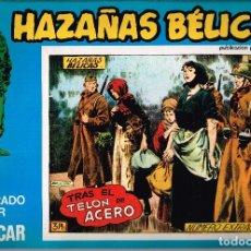 Cómics: HAZAÑAS BÉLICAS, EDITORIAL URSUS. Nº131 . 1973 VOL.XXXI BOIXCAR. Lote 119211759