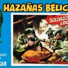 Cómics: HAZAÑAS BÉLICAS, EDITORIAL URSUS. Nº132 . 1973 VOL.XXXII BOIXCAR. Lote 119211839
