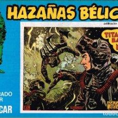 Cómics: HAZAÑAS BÉLICAS, EDITORIAL URSUS. Nº134 . 1973 VOL.XXXIV BOIXCAR. Lote 119212035