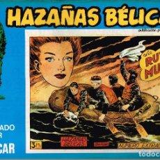 Cómics: HAZAÑAS BÉLICAS, EDITORIAL URSUS. Nº135 . 1973 VOL.XXXV BOIXCAR. Lote 119212131