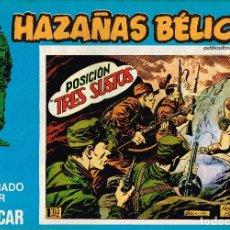 Cómics: HAZAÑAS BÉLICAS, EDITORIAL URSUS. Nº136 . 1973 VOL.XXXVI BOIXCAR. Lote 119212243