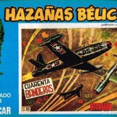 Cómics: HAZAÑAS BÉLICAS, EDITORIAL URSUS. Nº137 . 1973 VOL.XXXVII BOIXCAR. Lote 119212435