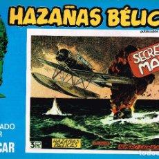 Cómics: HAZAÑAS BÉLICAS, EDITORIAL URSUS. Nº139 . 1973 VOL.XXXIX BOIXCAR. Lote 119212943