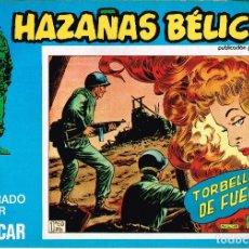Cómics: HAZAÑAS BÉLICAS, EDITORIAL URSUS. Nº140 . 1973 VOL.XL BOIXCAR. Lote 119213083