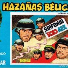 Cómics: HAZAÑAS BÉLICAS, EDITORIAL URSUS. Nº141 . 1973 VOL.XLI BOIXCAR. Lote 119213359