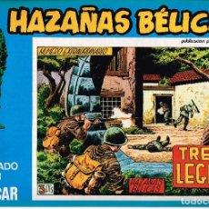 Cómics: HAZAÑAS BÉLICAS, EDITORIAL URSUS. Nº145 . 1973 VOL.XLV BOIXCAR. Lote 119213979