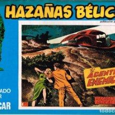 Cómics: HAZAÑAS BÉLICAS, EDITORIAL URSUS. Nº146 . 1973 VOL.XLVI BOIXCAR. Lote 119214051