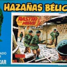 Cómics: HAZAÑAS BÉLICAS, EDITORIAL URSUS. Nº147 . 1973 VOL.XLVII BOIXCAR. Lote 119214163
