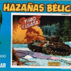 Cómics: HAZAÑAS BÉLICAS, EDITORIAL URSUS. Nº158 . 1973 VOL.LVIII BOIXCAR. Lote 119215307