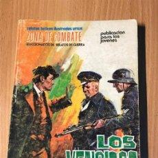 Cómics: ZONA DE COMBATE, Nº 6 - RELATOS BÉLICOS ILUSTRADOS URSUS. LOS VENCIDOS 1973. Lote 119240915