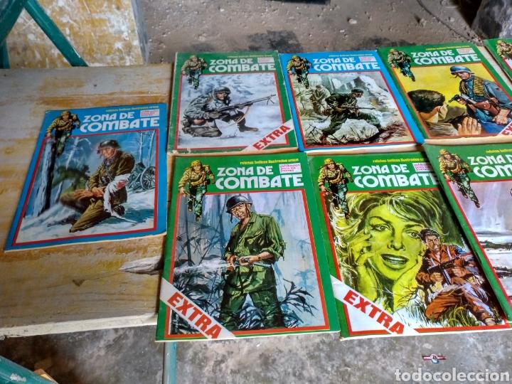 Cómics: Zona de Combate. 13 ejemplares. Diversas conservaciones. - Foto 2 - 119948658