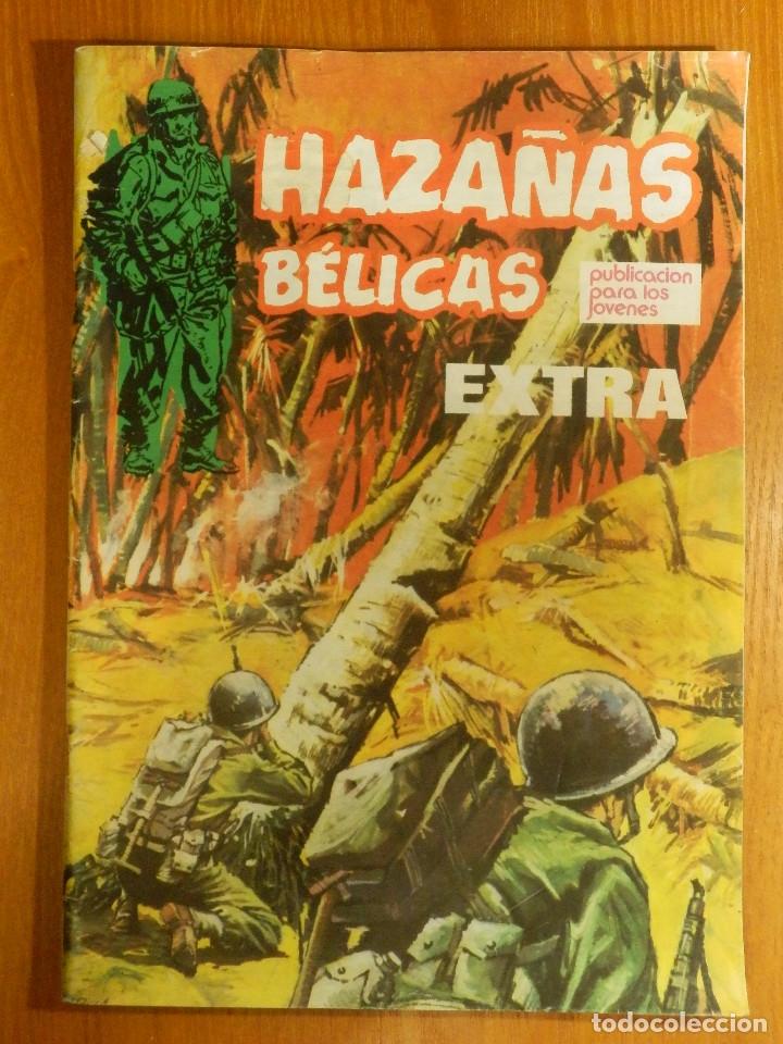 COMIC - HAZAÑAS BÉLICAS - EXTRA - Nº 28 - 1979 - URSU, S.A (Tebeos y Comics - Ursus)