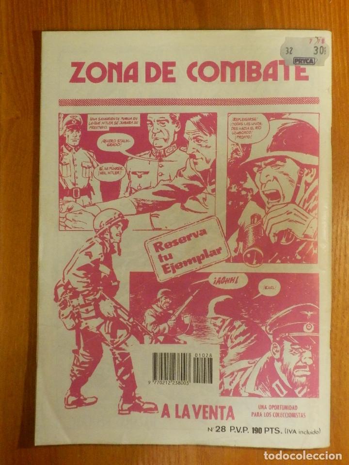 Cómics: Comic - Hazañas Bélicas - Extra - Nº 28 - 1979 - Ursu, s.a - Foto 2 - 120109636