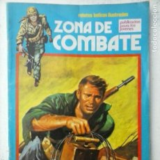 Cómics: ZONA DE COMBATE AZUL - Nº 165 - DIBUJOS JAIME FORNS - PINTO. Lote 120971235