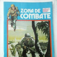 Cómics: ZONA DE COMBATE AZUL Nº 158 - DIBUJOS FERMIN LAGOS - J.DUARTE. Lote 120971327