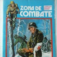 Cómics: ZONA DE COMBATE AZUL Nº 162 - DIBUJOS R.FRANCH - BERMON. Lote 120971443