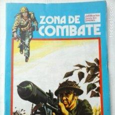 Cómics: ZONA DE COMBATE AZUL Nº 161 -DIBUJOS JAIME FORNS - J. DUARTE. Lote 120971551
