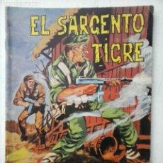 Cómics: EL SARGENTO TIGRE Nº 8 - VILMAR 1972. Lote 121188379