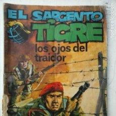 Cómics: EL SARGENTO TIGRE Nº 29 - 1972 EDI. VILMAR. Lote 121188463