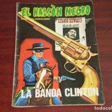 Cómics: ALCON NEGRO Nº 5 - BANDA CLINTON- ZORRO JUSTICIERO. Lote 126689847
