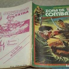 Cómics: ZONA DE COMBATE- EXTRA- Nº. 20- EL PELIGRO TIENE MIL CARAS. Lote 127228951