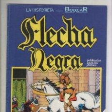 Cómics: FLECHA NEGRA-ESPECIAL BOIXCAR-EXTRA-URSUS-B/N-AÑO 1980-FORMATO GRAPA-Nº 3-LA TRAICION DE ZAINA. Lote 128262123