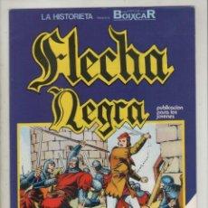 Cómics: FLECHA NEGRA-ESPECIAL BOIXCAR-EXTRA-URSUS-B/N-AÑO 1980-FORMATO GRAPA-Nº 2-A SANGRE Y FUEGO. Lote 128262339