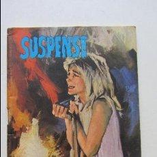 Cómics: SUSPENSE Nº 8. SELECCIÓN DE RELATOS GRÁFICOS PARA ADULTOS. URSUS 1972 CS136. Lote 128628727