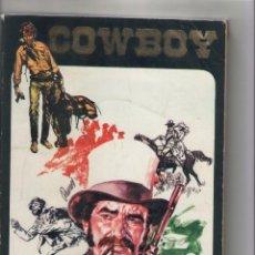 Cómics: COWBOY-URSUS-B/N-AÑO 1973-RETAPADO DE 4NºTOMO Nº 2-HEROES DE LEYENDA. Lote 128649155
