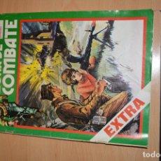 Cómics: ZONA DE COMBATE EXTRA. Lote 128698031
