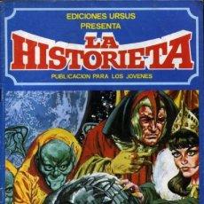 Cómics: LA HISTORIETA- II- Nº 2 - LOS GNOMOS DE ISLANDIA- 1980-GRAN JOSEP GUAL-MUY BUENO-LEAN-9127. Lote 128810055