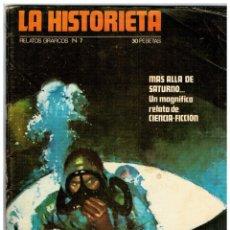 Cómics: LA HISTORIETA Nº 7 -CON POSTER-. Lote 128825887