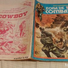 Cómics: ZONA DE COMBATE Nº 64. URSUS 1978.. Lote 132128922