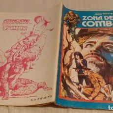 Cómics: ZONA DE COMBATE Nº 78 REPORTERO DE GUERRA - URSUS. Lote 132128990