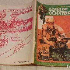 Cómics: ZONA DE COMBATE EXTRA. Nº 19 : QRO Y SANGRE - URSUS. Lote 132129214
