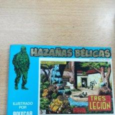 Cómics: HAZAÑAS BELICAS EXTRA #12 (NUMEROS 145 A 148). Lote 133255914
