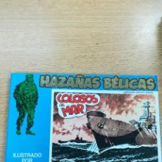 Cómics: HAZAÑAS BELICAS EXTRA #13 (NUMEROS 149 A 152). Lote 133256002