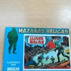 Cómics: HAZAÑAS BELICAS EXTRA #15 (NUMEROS 157 A 160). Lote 133256106