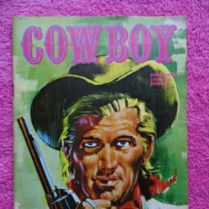 Cómics: COWBOY 5 URSUS 1976 LLUVIA DE CADAVERES 35 PESETAS. Lote 133759090