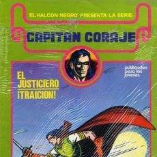Cómics: CAPITAN CORAJE. COLECCION COMPLETA DE 16 NUMEROS. Lote 134090454