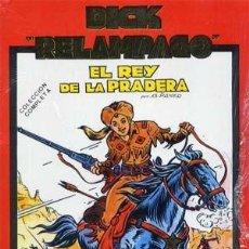 Cómics: DICK EL RELAMPAGO. COLECCION DE 1 TOMO COMPLETA. Lote 134106962