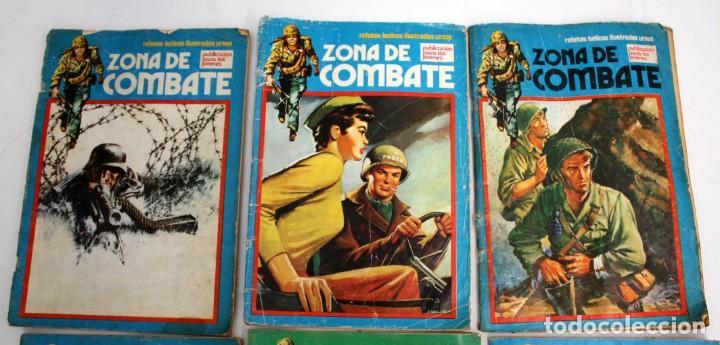Cómics: ZONA DE COMBATE-RELATOS BELICOS-URSUS-5+2 EXTRA. - Foto 2 - 134244938