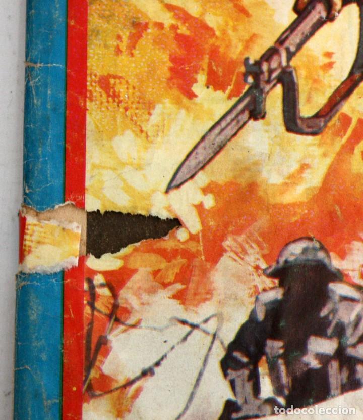Cómics: ZONA DE COMBATE-RELATOS BELICOS-URSUS-5+2 EXTRA. - Foto 5 - 134244938