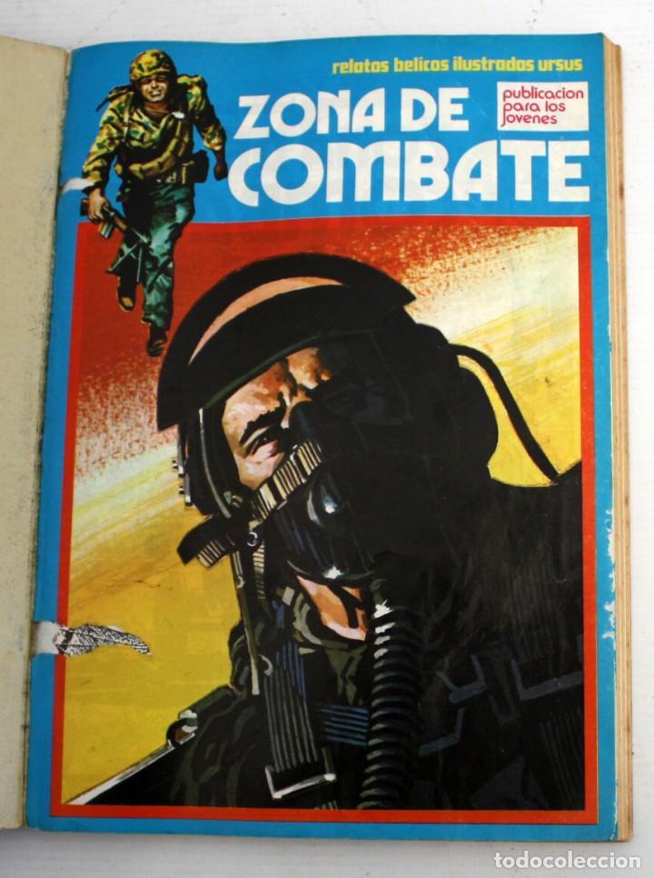 Cómics: ZONA DE COMBATE-RELATOS BELICOS-URSUS-5+2 EXTRA. - Foto 6 - 134244938